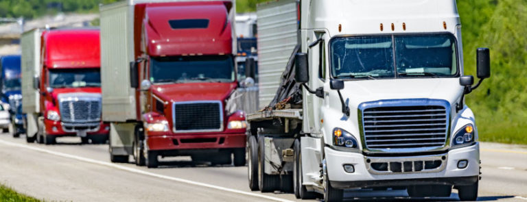 Truck spot rates
